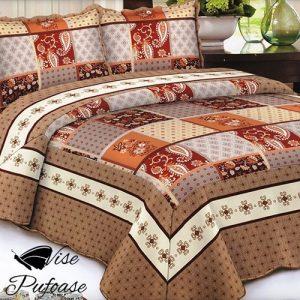 Cuvertură de Pat Spice Design + 2 Perne Cadou
